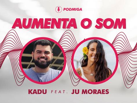 AUMENTA O SOM! Ju Moraes lança música nova, relembra construção de carreira e fala de amor