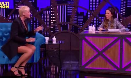 Quinta temporada do Lady Night estreia com Xuxa e piadas para Mara Maravilha e Regina Duarte