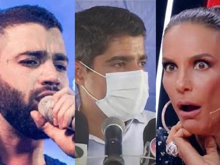Após polêmicas e desistência da Globo, Réveillon Salvador é cancelado por ACM Neto