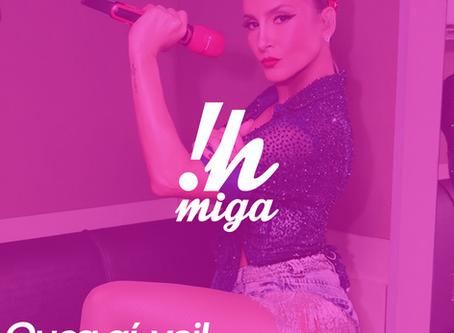 """Ih, Miga! lança playlists feitas por Kadu Brandão; """"Ouça aí, vei"""" estreou com Claudia Leitte"""