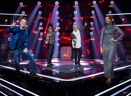Novo The Voice Brasil estreia em noite de eliminação em A Fazenda; confira detalhes
