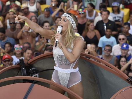 RESULTADO: bloco Largadinho, de Claudia Leitte, é o mais esperado do Carnaval de Salvador