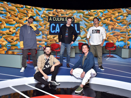 Comedy Central exibe 'A Culpa é do Cabral - 5 Anos de Zoeira'