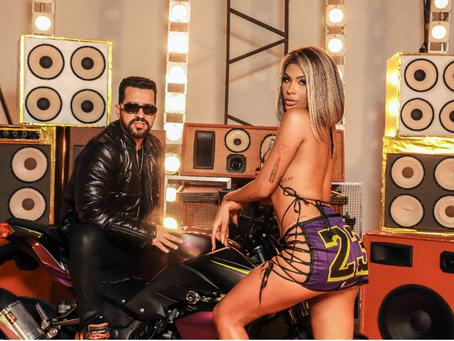 """Pocah aposta em parceria com Dennis DJ para o verão em """"Joga pra tropa""""; assista"""