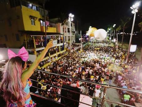 Anitta confirma trio sem cordas no carnaval de Salvador 2019