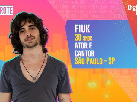 """Ator, cantor e filho de Fabio Jr., Fiuk entra para o elenco do """"Camarote"""" no BBB21"""