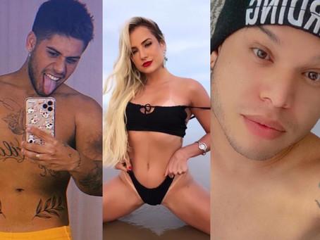 Zé Felipe afirma que Tierry e Gabi Martins estão namorando: 'não sou baú'; vídeo