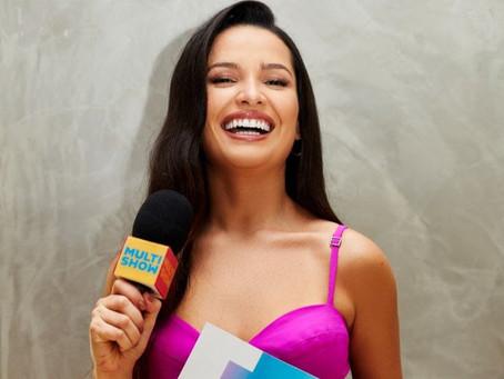 Juliette vai apresentar nova temporada do TVZ no Multishow