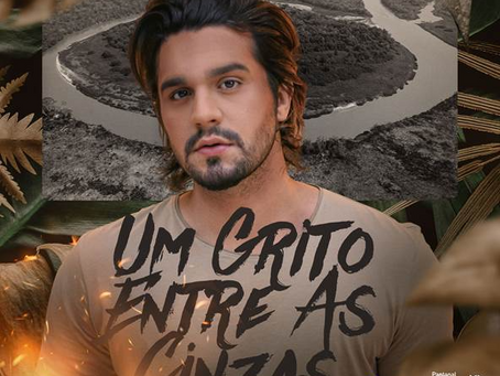 """Luan Santana lança clipe de """"Um grito entre as cinzas"""" no Dia do Pantanal"""