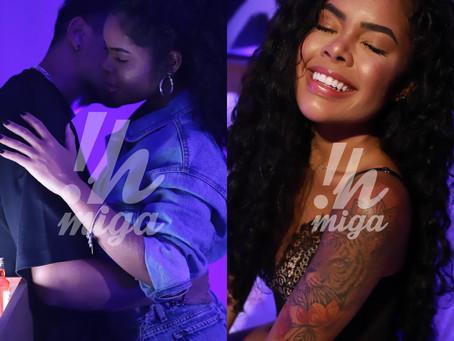 EXCLUSIVO: confira fotos sensuais do novo clipe de Kevi Jonny com Sthefane Matos