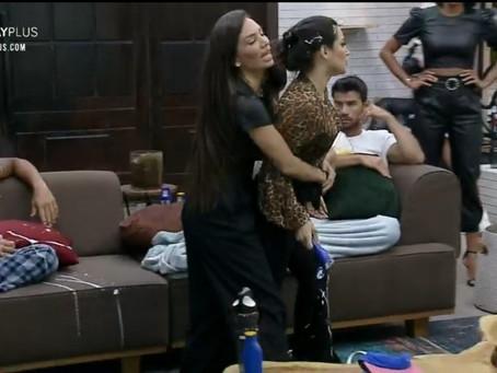 Jojo Todynho soca objeto e Raissa Barbosa joga creme em peões; confira resumo em vídeo