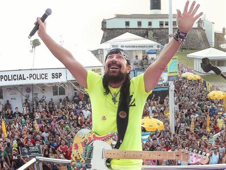 CARNAVAL VIRTUAL: Bell Marques anuncia live no Domingo de Carnaval em homenagem ao bloco Camaleão