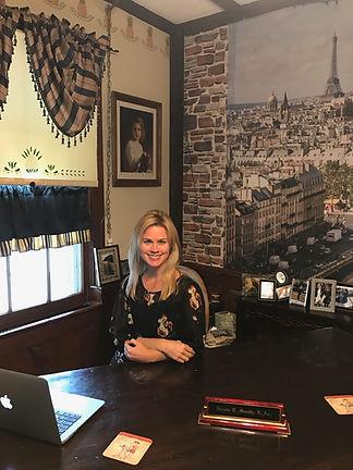 Nicole Smith certified acupuncturist