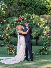 Calistoga Wedding