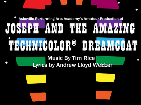 "The Academy presents ""Joseph and the Amazing Technicolor Dreamcoat"""