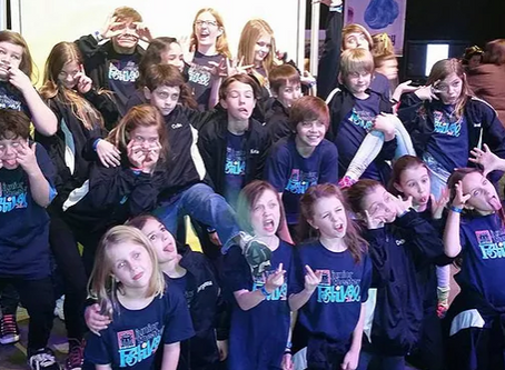 Asheville Performing Arts Academy Earns Excellence in Ensemble Honor at Junior Theater Festival in A