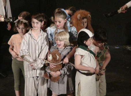 Spring Season Concludes with Asheville Performing Arts Academy Production of PETER PAN JR