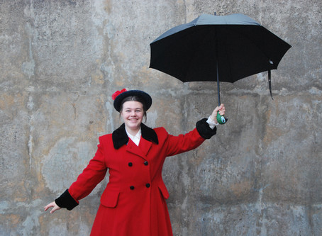 The Asheville Performing Arts Academy Presents Disney and Cameron MacIntosh's MARY POPPINS JR