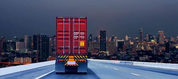truck-road-with-red-container-transporta