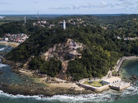 Prepare-se para encarar altos e baixos em Morro de São Paulo, na Bahia