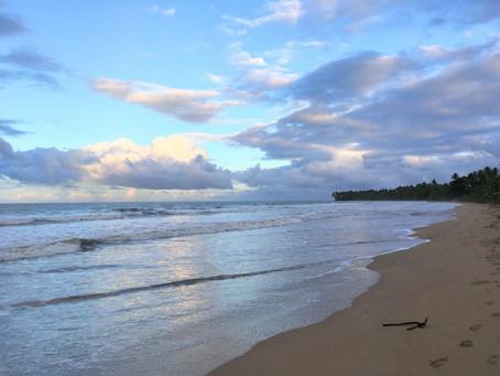 Pontal do Bainema: recanto escondido na Ilha de Boipeba parece uma miragem em praia deserta
