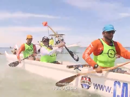 Globo Esporte acompanha III Desafio Yatch