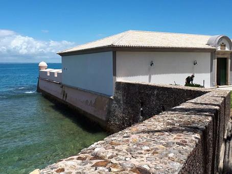 Fortaleza do Morro de São Paulo será reaberta no próximo sábado