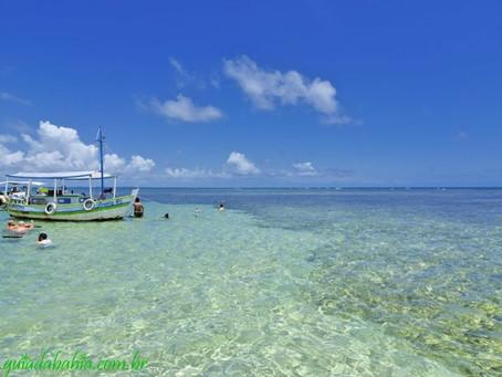 Eleita 2ª melhor ilha do continente, Boipeba atrai por sossego e beleza