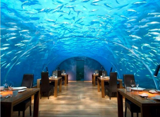 TOP 10 STYLISH RESTAURANTS IN THE WORLD