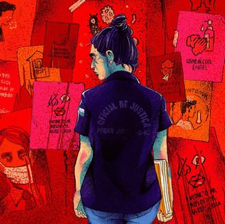 CORONAVÍRUS: ENTREGAMOS MANDATOS SEM PROTEÇÃO