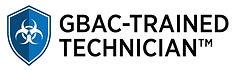 GBAC-Trained Technician Shield - Color -