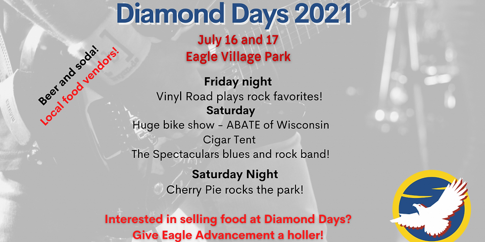 The Spectaculars @ Eagle Diamond Days 2021