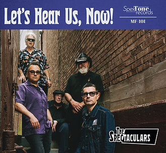 """Let's Hear Us, Now!"" The Spectaculars' New Album"