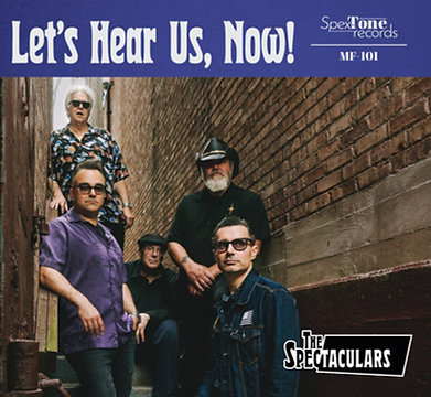 """Let's Hear Us, Now!"" The Spectaculars' Debut Album"