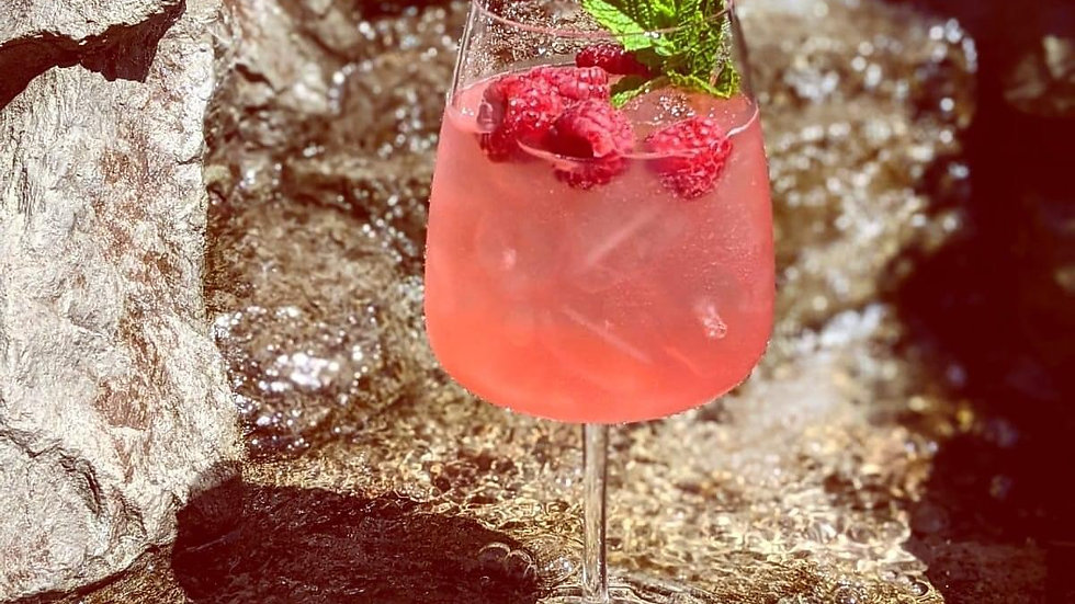 Berry Twizzle 🍓