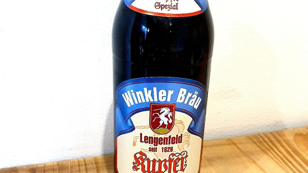 Winkler Brau  Kupfer Spezial
