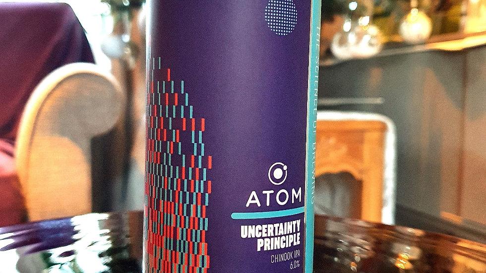 ATOM - Uncertainty principle