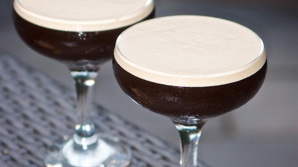 Salted Caramel Espresso Martini 🍸