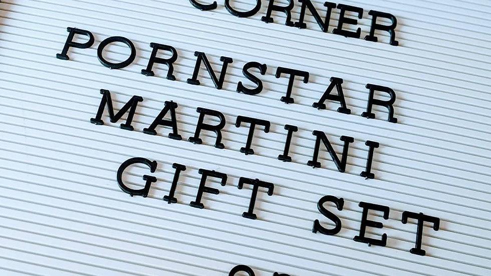 Pornstar Martini Gift Set 🎁
