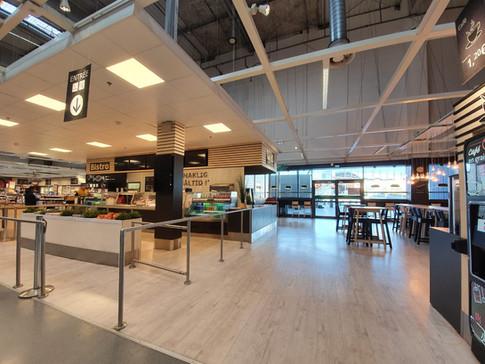 Restaurant 500 m2