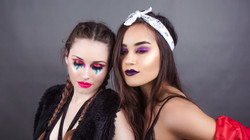 High Fashion Make Up Photoshoot