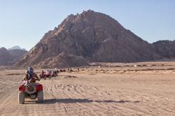 Sharm El Sheikh Quad Biking