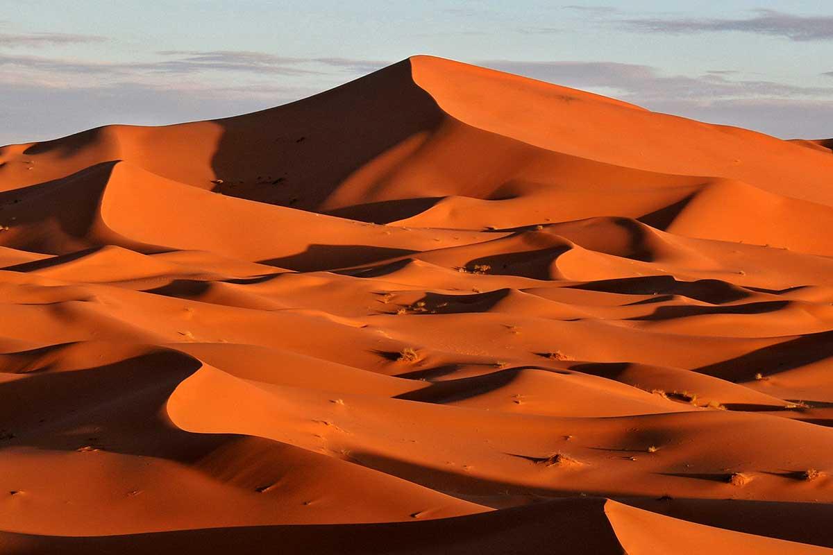 Merzouga - Sand Dunes