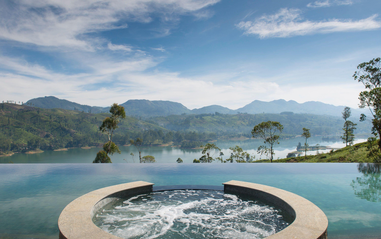 Tea Trails pools