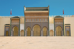 Fes - King Palace