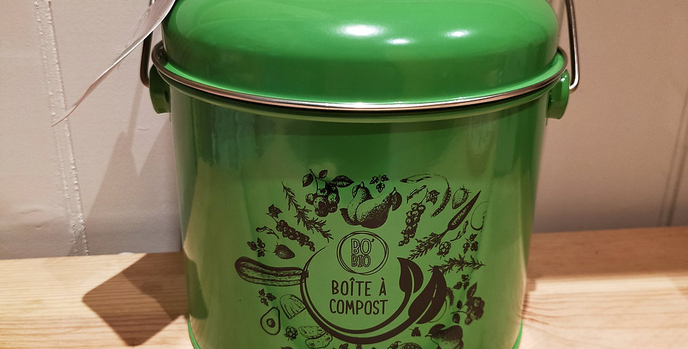 Pot à compost