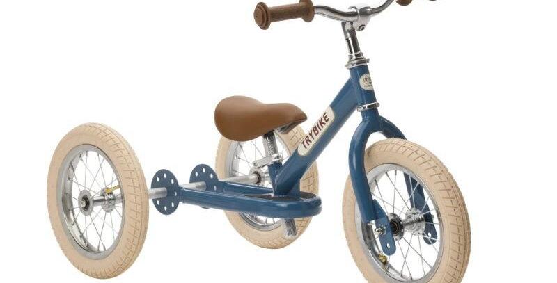 "Tricycle évolutif ""Bleu"""