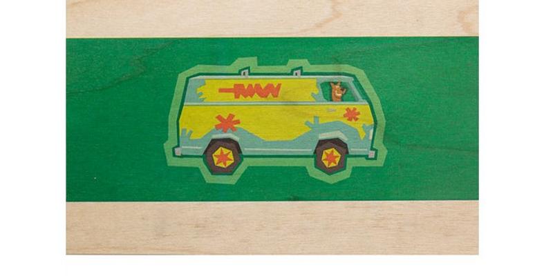 Carte Scooby
