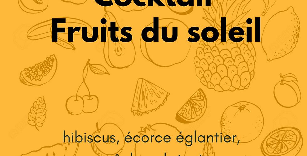 """Cocktail """"Fruits du soleil"""""""