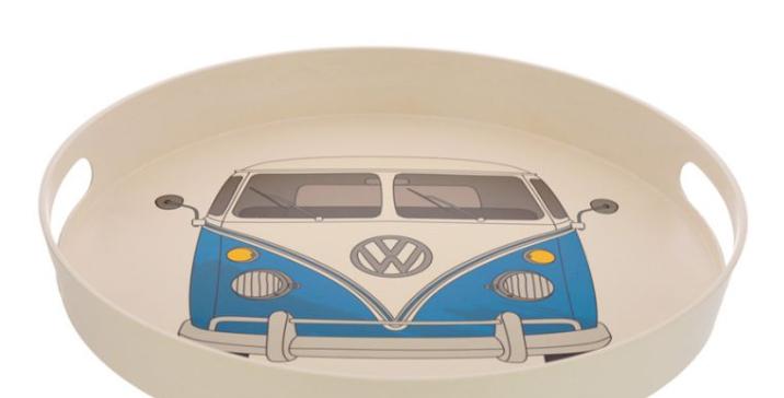 Plateau VW bleu